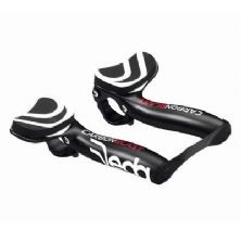 Cintre Clip-On Mini Aerobar CARBON BLAST DEDA